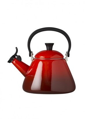 Le Creuset Kone Kettle With Fixed Whistle 1.6l Cerise