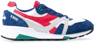 Diadora N9000 lace-up chunky sneakers