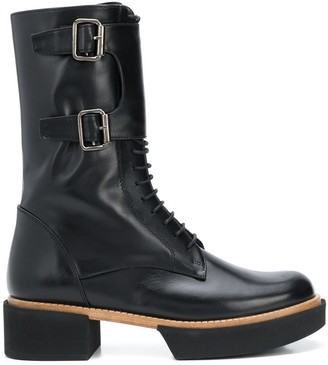 Paloma Barceló Samsun lace-up boots