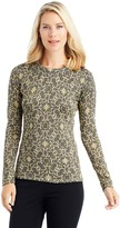 J.Mclaughlin Melanie Sweater in Devon Scroll