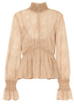 Exclusive for Intermix Genevieve Lace Top