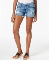 Mavi Jeans Emily Ripped Denim Shorts