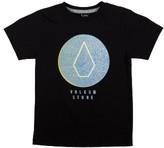Volcom Toddler Boy's Cracked Graphic T-Shirt