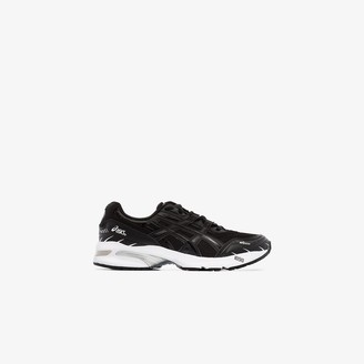 Asics black GEL-1090 low top sneakers