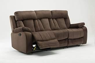 Blackjack Furniture The Elton Collection Modern Reclining Living Room Sofa