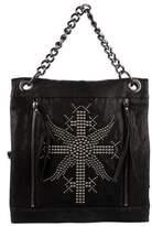 Thomas Wylde Settler New Cross Riveted Messenger Bag