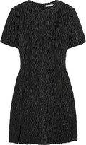 Carven Matelassé mini dress