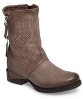 Miz Mooz Women's Nugget Asymmetrical Textured Boot