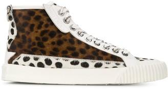 Jimmy Choo Impala high-top sneakers