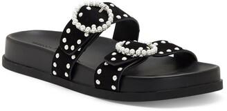 Rebecca Minkoff Veeoleeta Slide Sandal