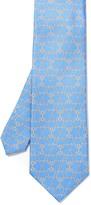 J.Mclaughlin Italian Silk Tie in Derbyville