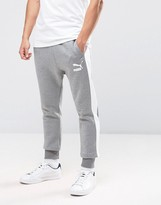 Puma Archive Joggers In Gray 57152003