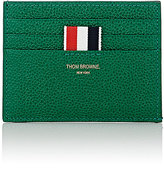 Thom Browne Men's Card Case-GREEN