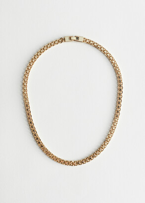 And other stories Fitted Chunky Chain Necklace