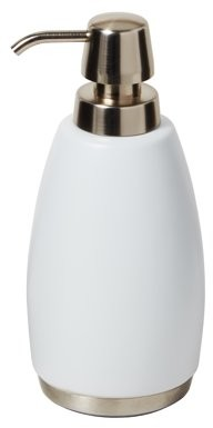 SKL Home Ari Lotion/Soap dispenser, Natural, 17.92 oz.