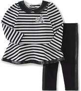 Calvin Klein Baby 2 Piece Tunic/Leggings Set