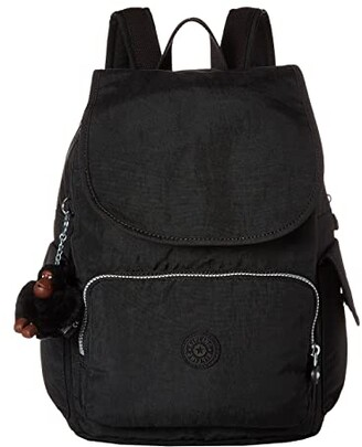 Kipling Citypack Backpack (Black) Backpack Bags