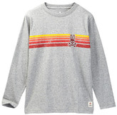 Psycho Bunny Hombre Tonal Graphic Long Sleeve Tee (Toddler, Little Boys, & Big Boys)