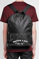 Maison Margiela Printed Fabric Backpack