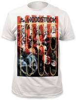 Impact Woodstock 1969 Adult T-Shirt