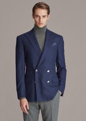 Ralph Lauren Gregory Handmade Cashmere Blazer