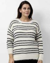 Koko Abstract Pattern Sweater