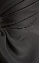 Zac Posen Mikado Duchess Gown