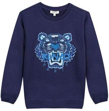 2c0c7fe8 Signature Tiger Sweatshirt, Size 8-12