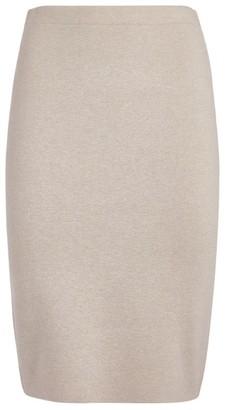 D-Exterior D.Exterior Knit Skirt