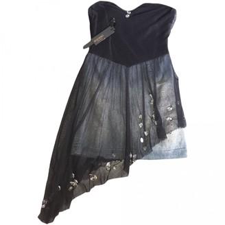 Diesel Black Gold Black Denim - Jeans Dress for Women