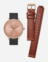 Nixon Kensington Leather Watch Pack