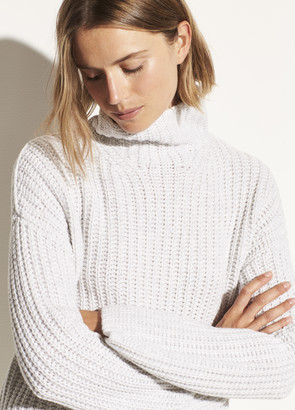 Chunky Ribbed Turtleneck