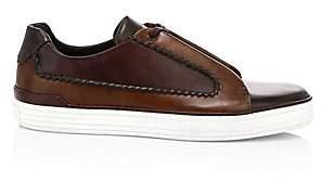 Sutor Mantellassi Men's Smart Icon Borgo Leather Sneakers
