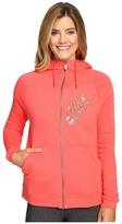 Nike Rally Full-Zip Graphic Hoodie