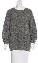 Blumarine Oversize Wool Sweater