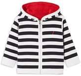 Jacadi Boys' Reversible Striped Jacket - Baby