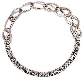 John Hardy Asli link half bracelet