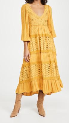 Free People Mockingbird Maxi Dress