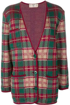 Valentino Pre-Owned checked jacket