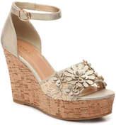 Bamboo Women's Scorpio 31S Wedge Sandal