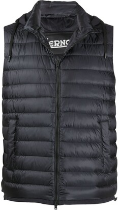 Herno Hooded Down Gilet