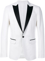 DSQUARED2 evening blazer - men - Silk/Cotton/Polyester - 48