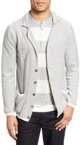 Eleventy Men's Bird's Eye Sweater Jacket