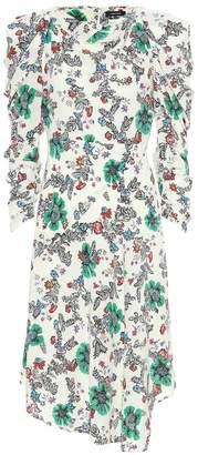 Isabel Marant Carley floral-printed dress