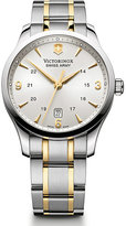 Victorinox Alliance Mechanical Men's Steel Bracelet Watch