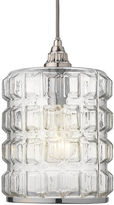 Jamie Young Madison Pendant, Clear/Silver