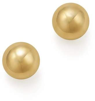 Bloomingdale's 14K Yellow Gold Ball Stud Earrings - 100% Exclusive