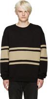 Diesel Black S-Pond Sweatshirt