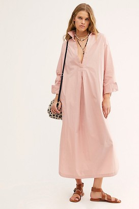 Free People Eva Shirt Dress