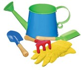 Toysmith 6-Piece Watering Can Kit